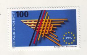 J10952 JL Stamps @20%scv 1992 germany set of 1 #1766