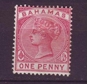 J24076 JLstamps 1884-90 bahamas mh #27 queen