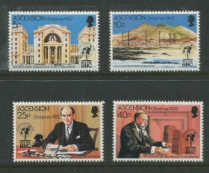 Ascension - Scott 317 - 320 - General Issue -1982 - MNH - Set of 4 Stamps