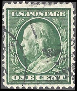 331 Used... SCV $0.40... VF/XF