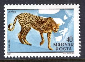 Hungary C427A Cheetah MNH VF