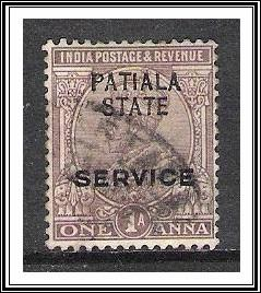 Patiala #O38 Official Used
