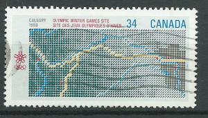 Canada SG 1191  Used