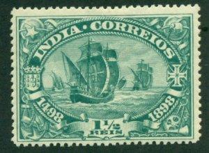 Portuguese India 1898 #189 MH SCV (2018) = $1.00