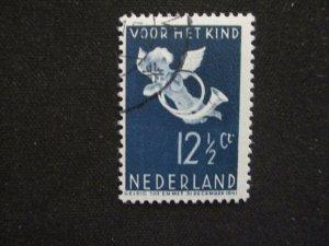 Netherlands #B93 Used WDWPhilatelic (H5K7)