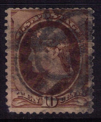 US SCOTT #150 USED F-VF