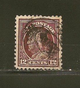 USA 417 Franklin Used