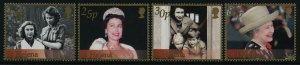 St Helena 788-91 MNH Queen Elizabeth Golden Jubilee