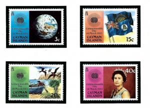 Cayman Is 510 13 MNH 1983 Commonwealth Day