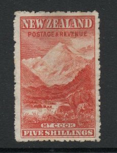 New Zealand Sc 120, lightly used (small wrinkle)