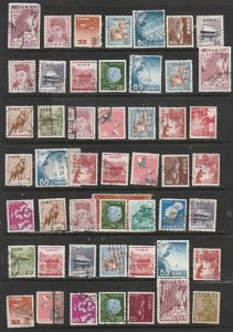 Japan Used lot of 49 #190925-3
