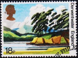 Great Britain. 1981 18p S.G.1156. Fine Used