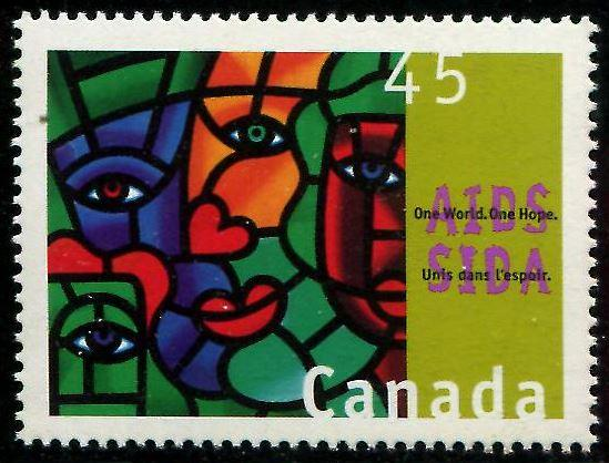 Canada  #1603    MNH     ** Free shipping ** less than face value