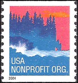 3864 Mint,OG,NH... SCV $0.25
