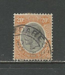 Tanganyika Scott catalog # 32 Used