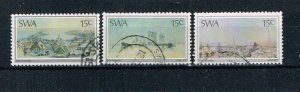 South West Africa  1974  380-2  Used