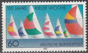 Germany #1374 MNH (S9062)
