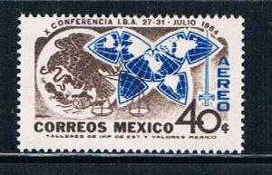 Mexico C299 MNH National Emblem (M0171)+
