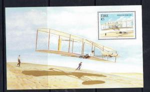 Ireland: 2003 Centenary of Powered Flight, Miniature sheet.