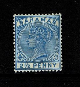 Bahamas SG# 51, Mint Hinged, Hinge Remnant - S85