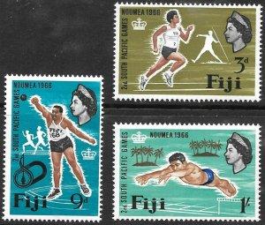 [1034] Fiji # 226 - 28 Mint Never Hinged