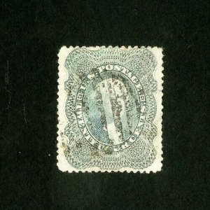 US Stamps # 37 XF Neat cancel Scott Value $400.00
