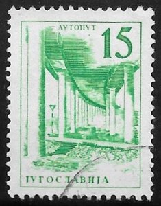[17847] Yugoslavia Used   WYSIWYG