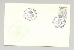 Angola 1973 Rotary CDS on Cover
