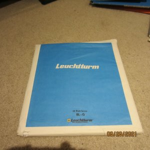 Lighthouse 50 light-grey quadrille ruled pages (Primus A) Blanc leave New