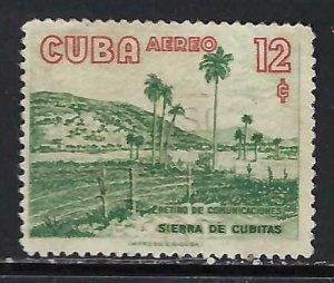 CUBA C154 VFU S449-6