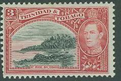 Trinidad & Tobago SC# 52 Mt. Irvine Bay, 3c, MH