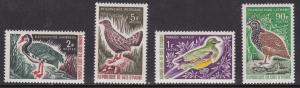 Ivory Coast, Fauna, Birds MNH / 1966