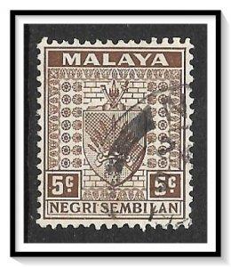 Negri Sembilan #24 Coat Of Arms Used
