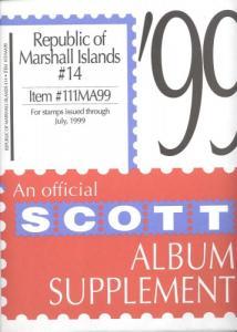 Marshall Islands Supplement # 14