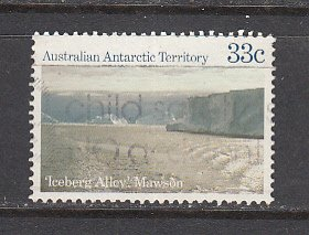 AAT SC# L67  1984 33c Iceberg used
