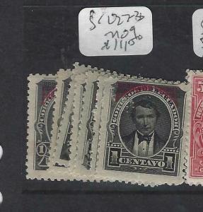 ECUADOR  (P0203B)    SC  O27-33   MOG