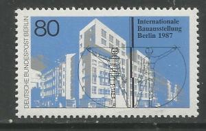 BERLIN  9N540  MNH,  19897 INT'L. ARCHITECTURE EXHIBITION
