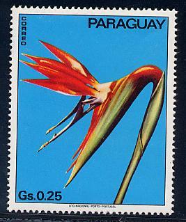 Paraguay Scott # 1531c, mint