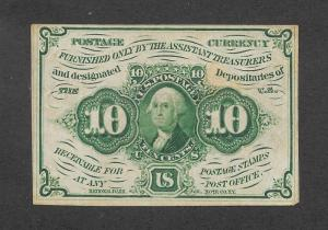 PC-6 Postal Currency, scv: $175