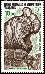 Scott #C54 Elephant Seal MNH