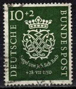Germany #B314  F-VF Used  CV $37.50 (X968)