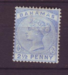 J24075 JLstamps 1884-90 bahamas mhr #28 queen