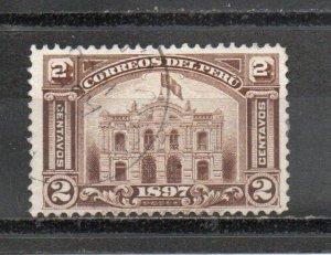 Peru 155 used