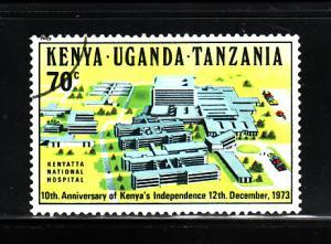 Kenya, Uganda, Tanzania 277 U Buildings (B)