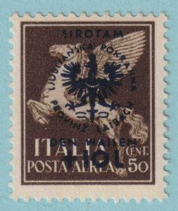 YUGOSLAVIA  - ITALIAN OCCUPATION NB10  MINT HINGED OG * NO FAULTS VERY FINE!