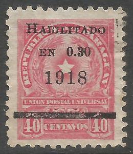 PARAGUAY 462 VFU 625G