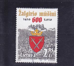 Lithuania  Scott#  920  Used