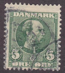 Denmark 70 King Christian IX 1905