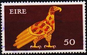 Ireland. 1971 50p S.G.358 Fine Used
