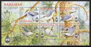 BAHAMAS SGMS1413 2996 BIRDLIFE MNH